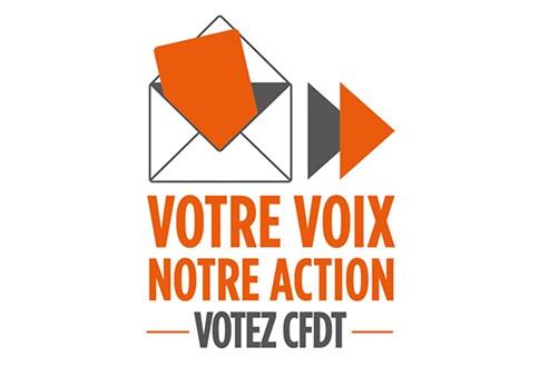 Votre voix notre action CFDT