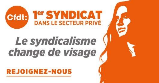 CFDT le syndicalisme change de visage