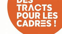 Tract cadre CFDT